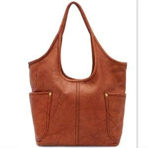 FRYE Campus Leather Shoulder bag purse **see deets